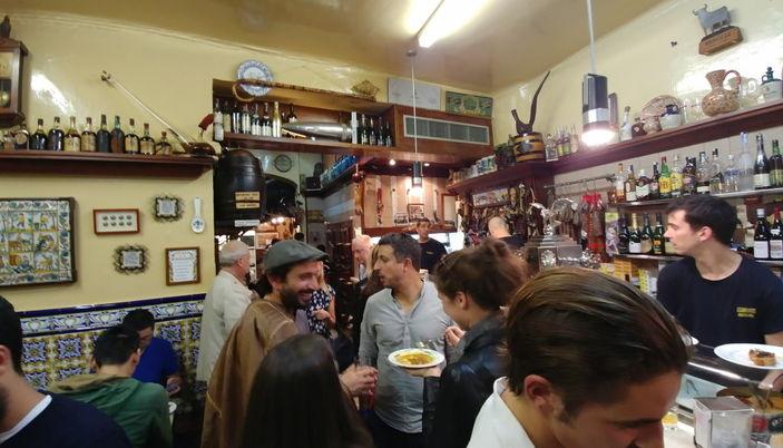 El Xampanyet - Barcelona