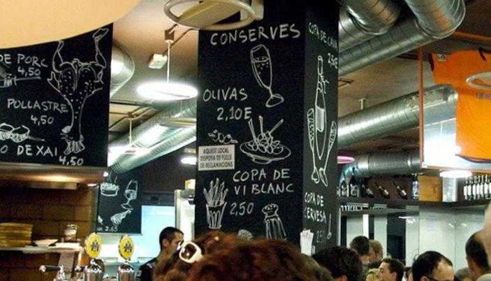 Inopia Classic Bar Barcelona