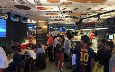 Tapas, 24 Camp Nou - Barcelona