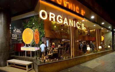 Organic's - Barcelona