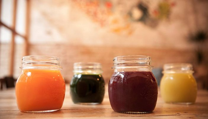The Juice House - Barcelona