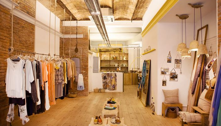 Bon vent boutique barcelone - Magasin design barcelone ...