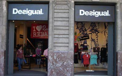 Desigual shop