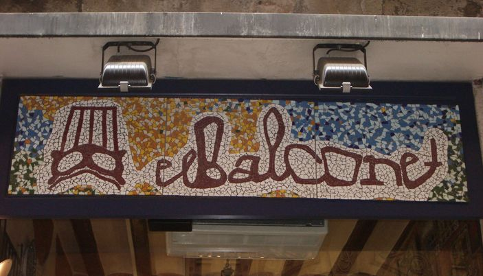 El Balconet shop