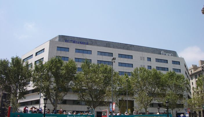 El Triangle Plaça Catalunya