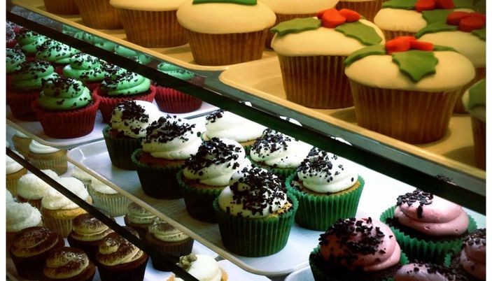 Florentine Cupcakes & Cookies Barcelona