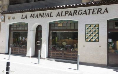 La Manual Alpargatera - Barcelona