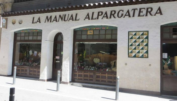 La Manual Alpargatera - Barcelona