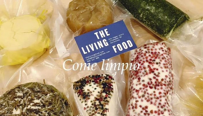 The Living Food Bio Vegan Store - Barcelona