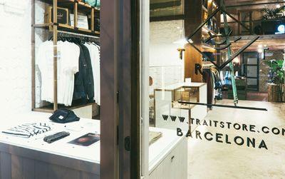 Trait Store - Barcelona