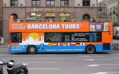 Tourism and travel services in Barcelona