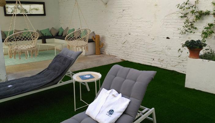 club masaje pequeña cerca de Barcelona