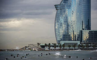 barcelona 5 star hotels