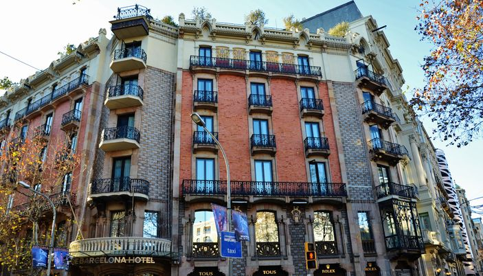 Monument hotel for Hotel gracia barcelona