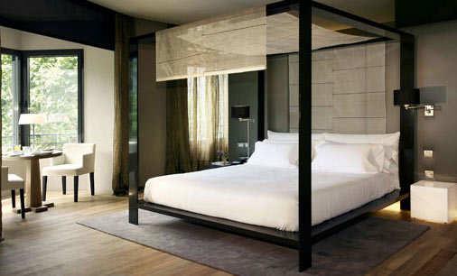 Omm hotel in Barcelona