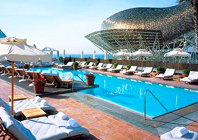 Hotels recommended in Barcelona