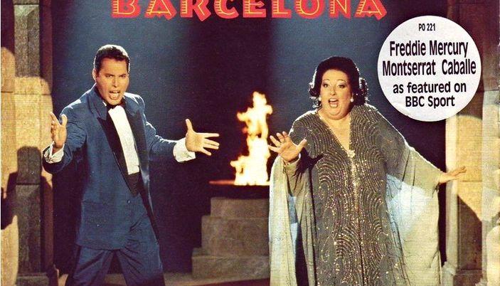 Barcelona la chanson et l'album de Freddie Mercury des Queen