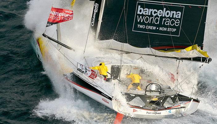The Barcelona World Race