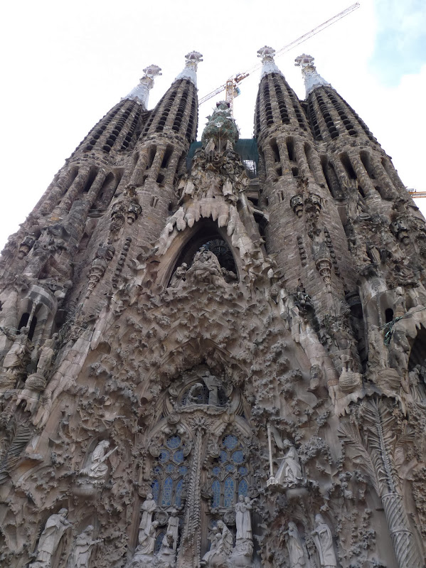 Skip the line ticket to visit the sagrada familia barcelona - Billet coupe file sagrada familia ...