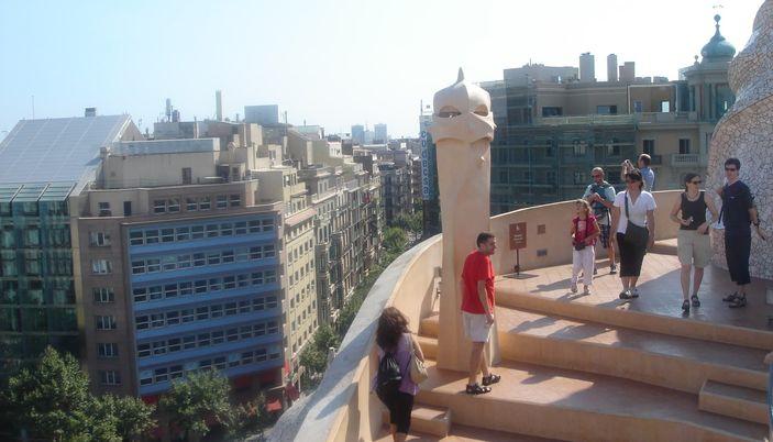Casa Mila - Gaudi