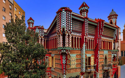 Casa Vicens skip the line ticket