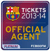 F.C. Barcelona Official Ticket Agent