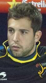 Jordi Alba FC Barcellona