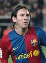Lionel Andrés Messi - FC Barcelona