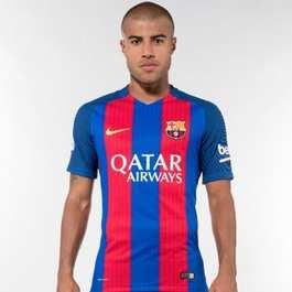 Rafinha FC Barcelone