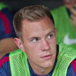 Marc-André ter Stegen and the FC Barcelona