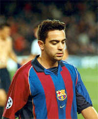 Xavi - FC Barcelona