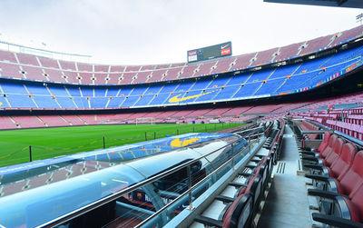Fc Barceloa seats