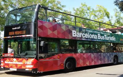 Tickets Bus Touristique Barcelone
