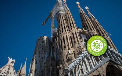 Sagrada Familia -  Tour des Façades