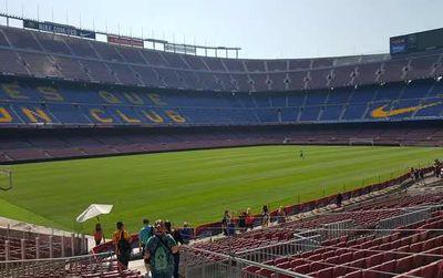Tour no Camp Nou Barcelona