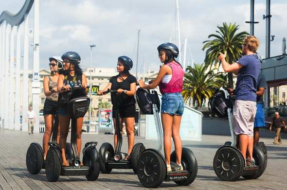 Incentive Activities in Barcelona