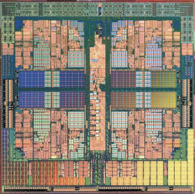 AMD Barcelona Chip