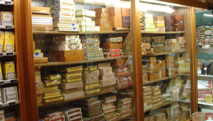 Gimeno cigars shop