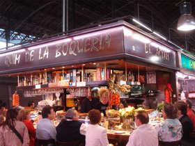 El Quim de la Boqueria - Barcelona