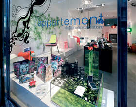 L'appartement a designexpoartstore in Barcelona
