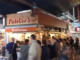 Pinotxo - Boqueria market Barcelona