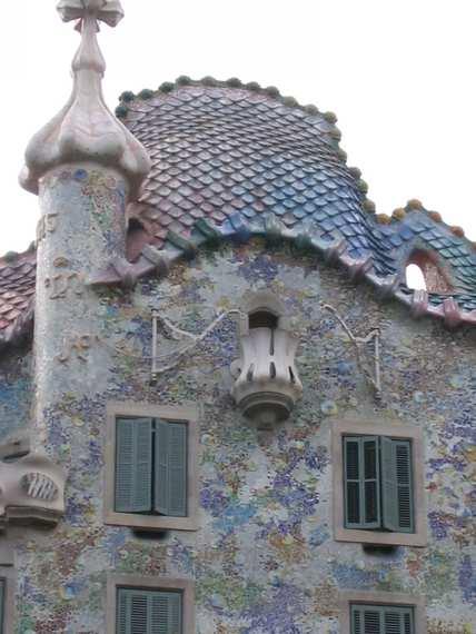 Barcelona Casa Batllo - Gaudi