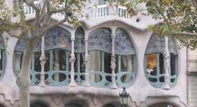 Casa Batllo - Gaudi - Barcelona