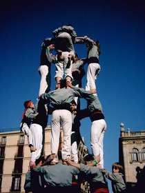 Castellers - Barcelona