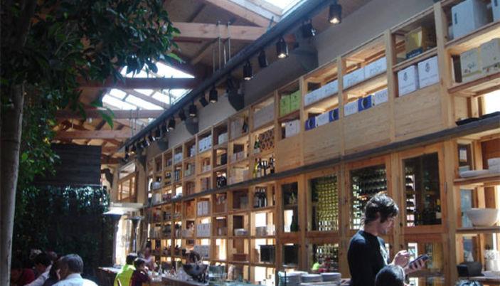 Cuines Santa Caterina restaurant in Barcelona