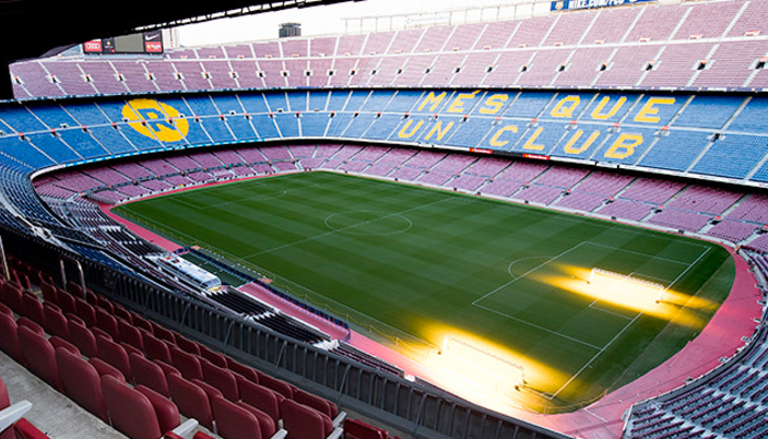 FC Barcelona - Camp Nou - VIP PANORAMIC