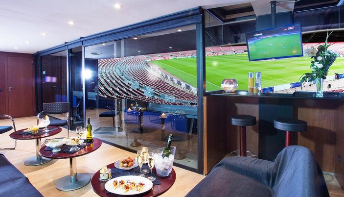 FC Barcelona - Camp Nou - VIP Sky boxes