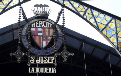 Boqueria Market - Barcelona