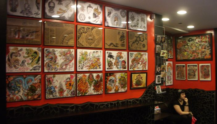 LTW best Barcelona Tatto Shop