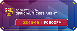 FC Barcelona Official Agent 2015 - 2016